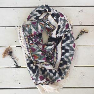 La Florentine blanket scarf 🧣🍁